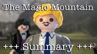 Video The Magic Mountain to go (Mann in 10.5 minutes) download MP3, 3GP, MP4, WEBM, AVI, FLV November 2017