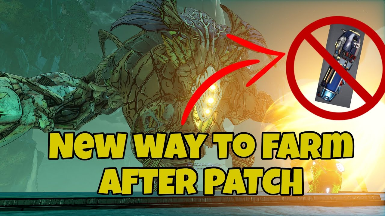 Borderlands 3 New Best Way To Farm Graveward After Patch No Pipe Bomb Required Youtube