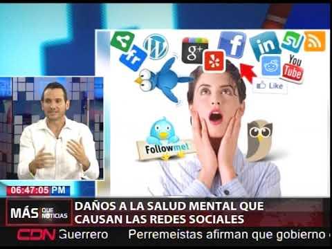 Daños A La Salud Mental Que Causan Las Redes Sociales