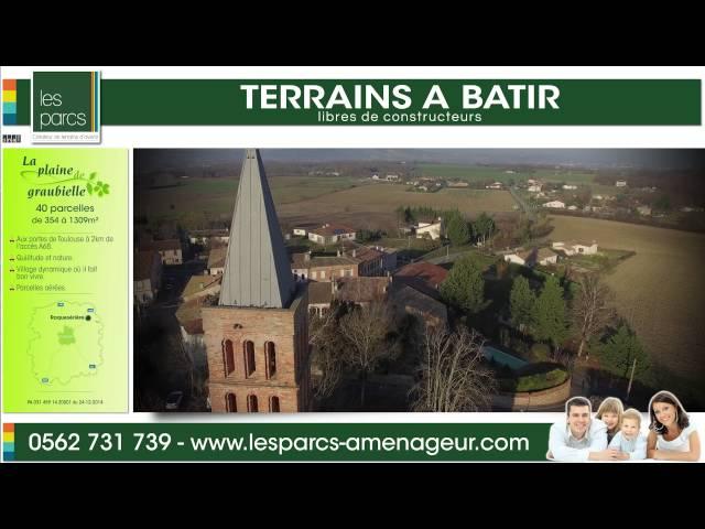 La plaine Graubielle - Les Parcs <br/>1 vol et 1 montage : 800€ ht <br/>