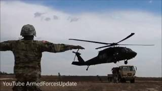 MOST POWERFUL !!! US Military Helicopter Aircraft lifting Heavy Military equipment 1