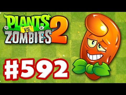 Plants vs. Zombies 2 - Gameplay Walkthrough Part 592 - Hot Date Premium Seeds Epic Quest!