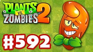 Plants vs. Zombies 2 - Gameplay Walkthrough Part 592 - Hot Date Premium Seeds Epic Quest!