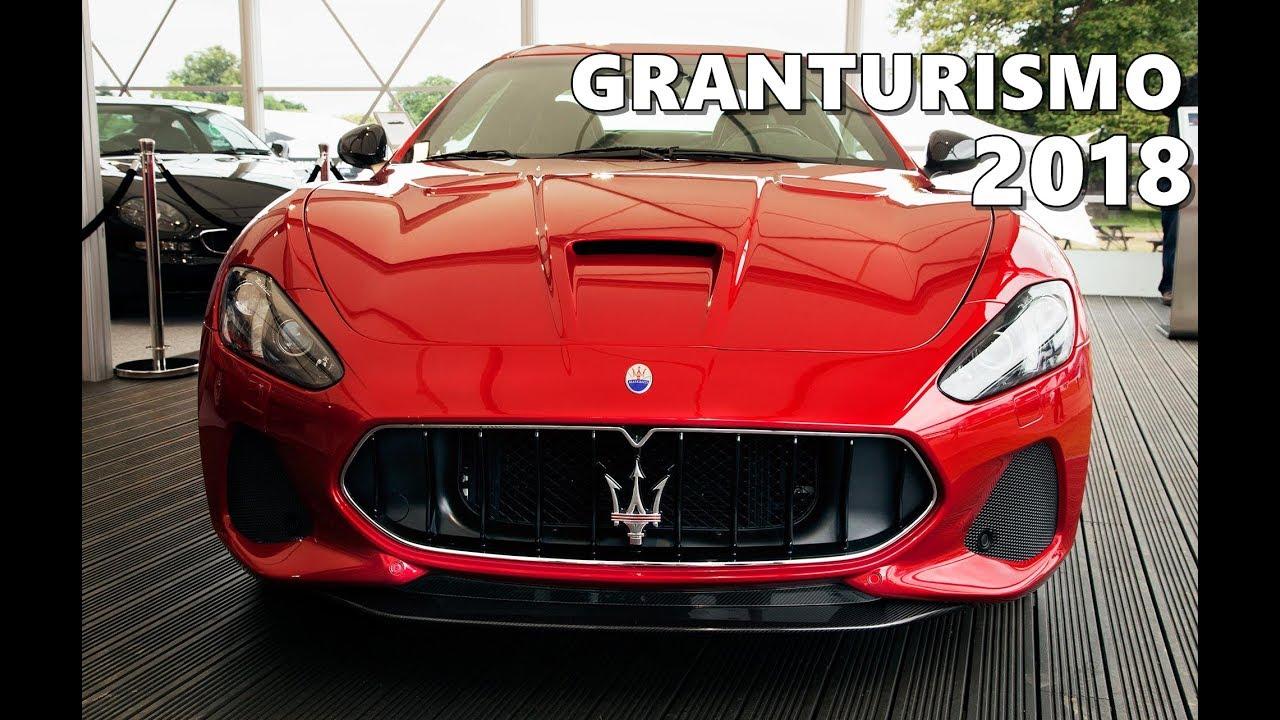 2018 Maserati Granturismo Grancabrio