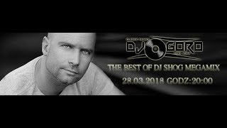 The Best Of DJ Shog // 100% Vinyl // 2001-2008 // Mixed By DJ Goro