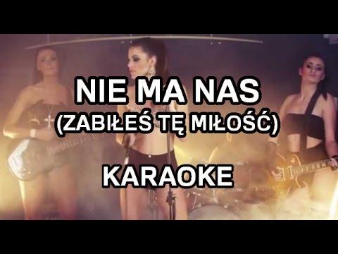 Patty - Nie ma nas (zabiłeś tę miłość) [karaoke/instrumental] - Polinstrumentalista
