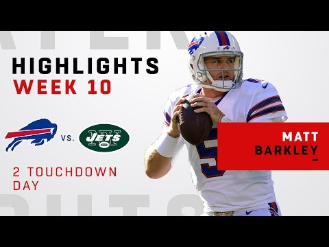 Matt Barkley Leads Huge Win vs. Jets!