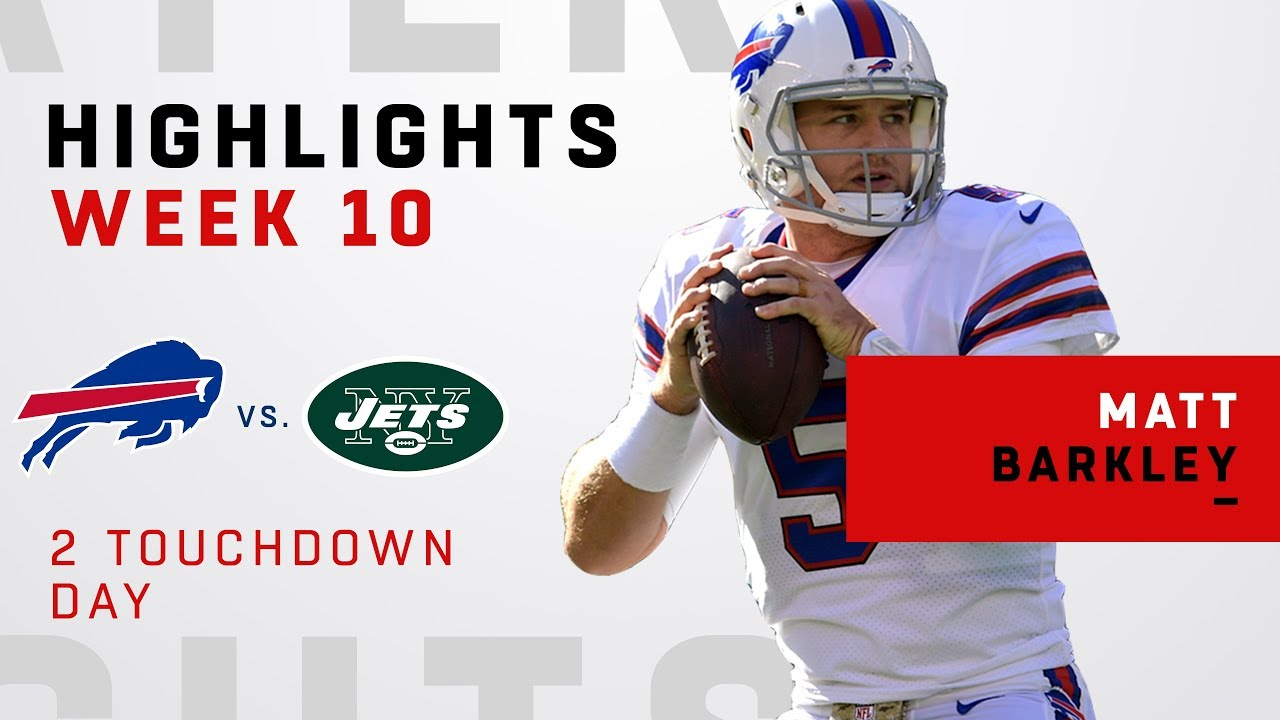 Game recap | Josh Allen leads Bills to come-from-behind win over the NY Jets