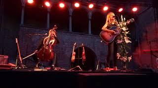 Heather Nova, My Fidelity, Moods Festival Brugge, Belfort, Bruges, Belgium,  August 1 2018
