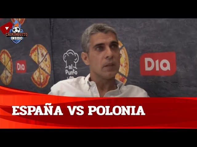 🔴 DIRECTO   ESPAÑA - POLONIA con EL CHIRINGUITO   #EURO2020   Chiringuito Inside