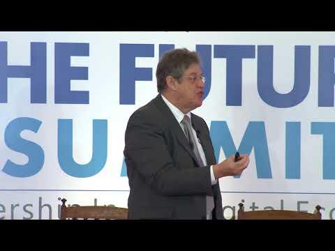 Talk by Bob Ferguson @ The Future Summit