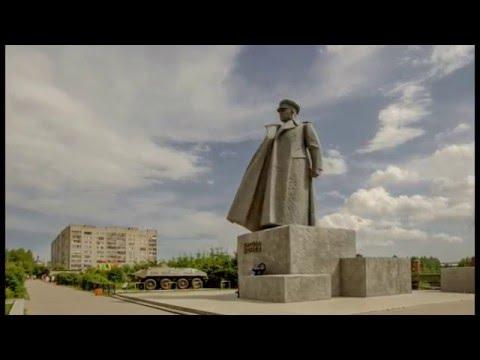 Kirov - Russia. HD Travel.