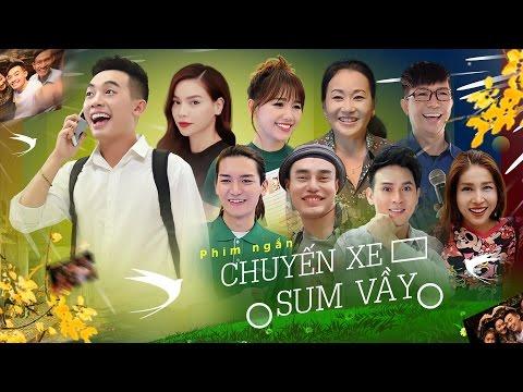 Phim ngắn: CHUYẾN XE SUM VẦY Phở, Hồ Ngọc Hà, Hari Won, Khả Như (Official)