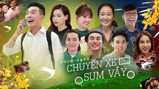 Phim Ngắn : Chuyến Xe Sum Vầy - Phở, Hồ Ngọc Hà, Hari Won