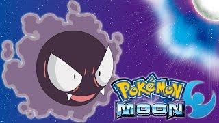 Pokemon: Moon - Ghost Pokemon!
