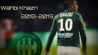 Wahbi Khazri | MI-SAISON 18-19 / AS SAINT-ÉTIENNE