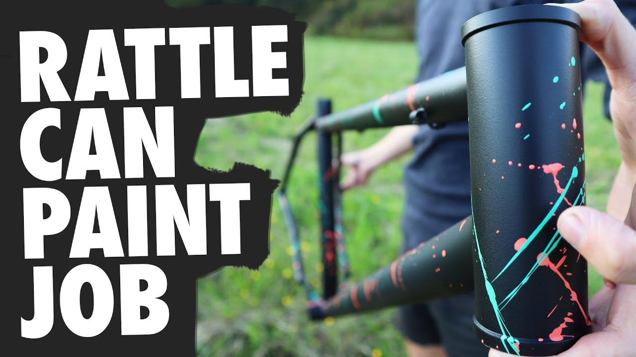 Download How to Paint a Bicycle Frame with Spray Paint