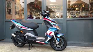 Video Piaggio NRG 50 Power Scooter / Nationwide Delivery / Finance download MP3, 3GP, MP4, WEBM, AVI, FLV November 2018
