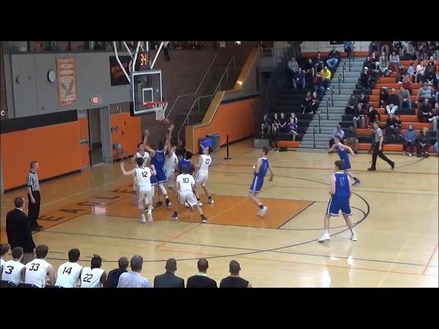 Game Highlights Boys' Varsity: Shaker 64 vs Bethlehem 52 (F)