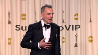INTERVIEW - Daniel Day-Lewis on his wife and staying in c...