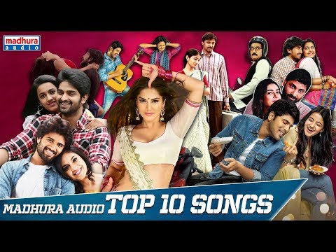 Top 10 Hit Telugu Songs 2019  Telugu Songs 2019 Jukebox  Telugu Songs 2019  Madhura Audio