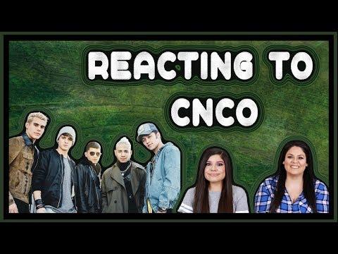 REACTING TO: CNCO | REGGAETÓN LENTO, QUISIERA, SE VUELVE LOCA, MAMITA, LLEGASTE TÚ, PRETEND