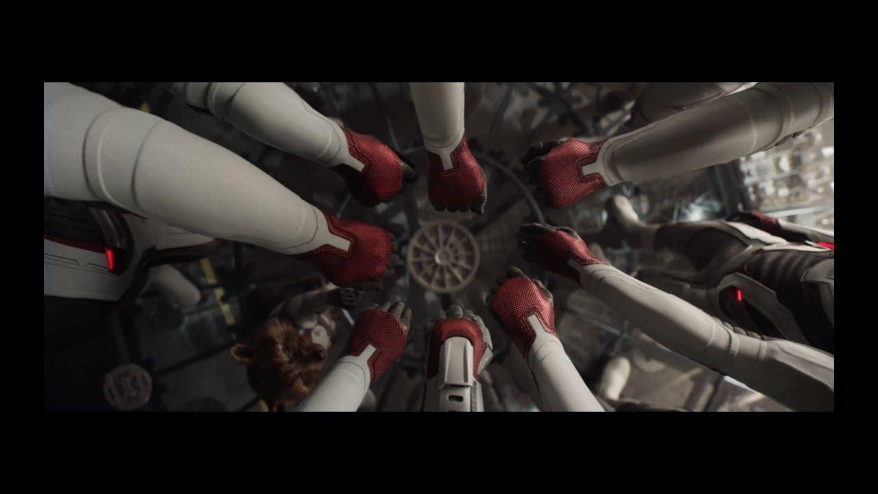 """[電影預告] Marvel Studios《復仇者聯盟4: 終局之戰》香港宣傳片""""Mission""""(中文字幕)"""