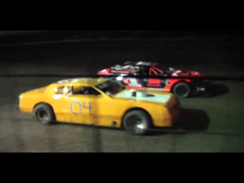 4.23.16---peoria Speedway---Street stock feature