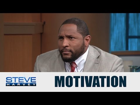 Ray Lewis: You need three types of people in life    STEVE HARVEY