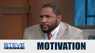 Ray Lewis: You need three types of people in life || STEVE HARVEY