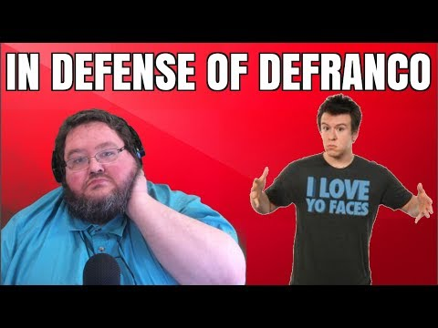 Phillip Defranco VS Youtube and The Verge.