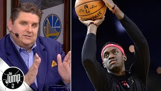 'Pascal Siakam really is Draymond 2.0' - Brian Windhorst | The Jump