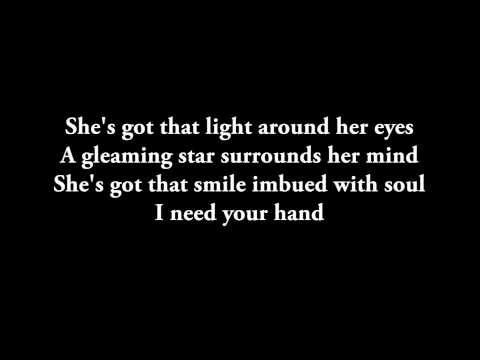 Orange Blue - She's got that light (lyrics on screen)