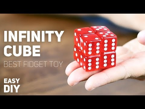 How to make Infinity Fidget Cube