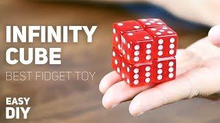 How to make Infinity Fidget Cube