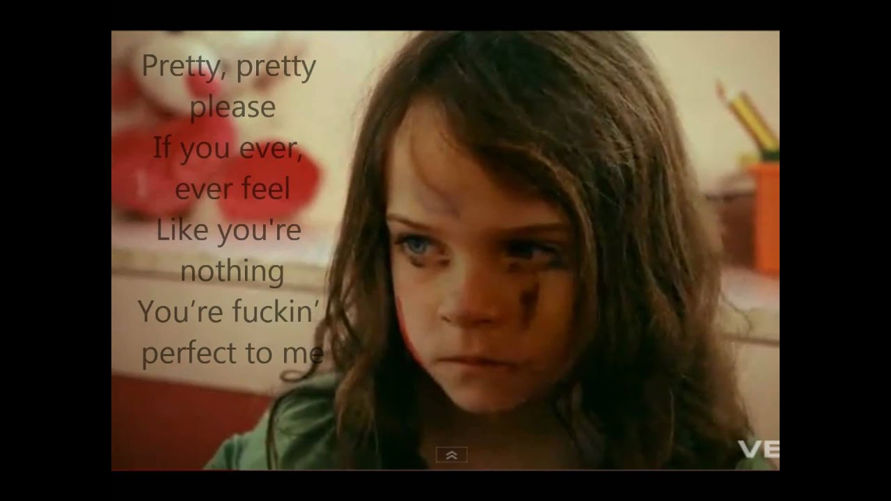 Download P!nk - Fuckin' Perfect (lyrics on screen)