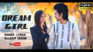DREAM GIRL || New Hindi Rap | Kuldeep Gedam | Shweta | Sanam Puri Latest New Song 2018