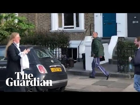 &39;Hypocrite&39;: Dominic Cummings heckled over lockdown journey as he returns to London home