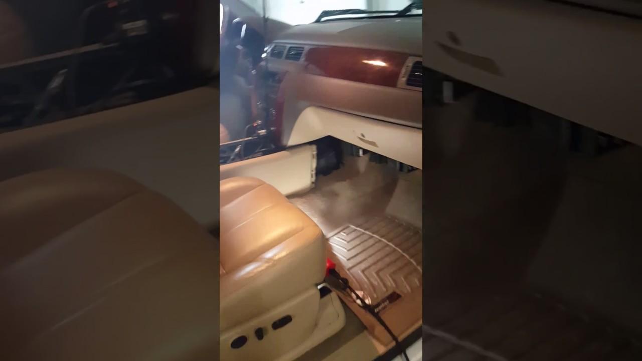 Chevy silverado door actuator vs reset battery issue