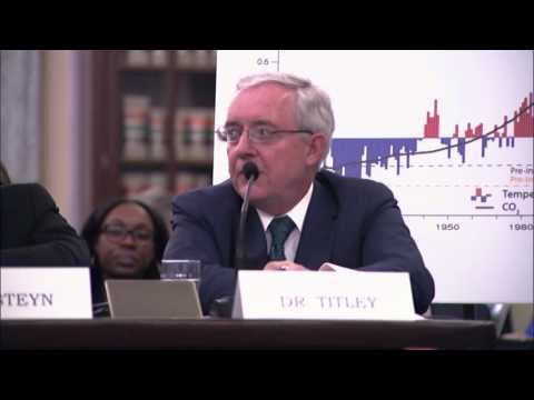 At Hearing, Tom Urges Bipartisan Action to Fight the Damaging Effects of Climate Change