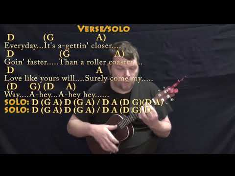 Everyday (Buddy Holly) Ukulele Cover Lesson in D with Chords/Lyrics