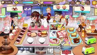 Cooking Adventure - Dessert House Master Level 1 - Full Upgrade screenshot 1