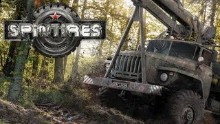 Spintires PC Gameplay i7 4790 + GTX 660