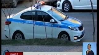 В Шымкенте грабитель тяжело ранил кассира ломбарда(, 2017-01-11T15:48:40.000Z)