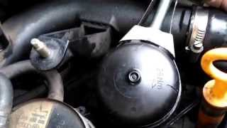 Jak Wymienić Olej I Filtr Oleju Vw Passat 1 9 Tdi Bez Kanału Youtube