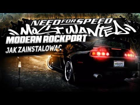 PORADNIK: JAK ZAINSTALOWAĆ MODERN ROCKPORT? - NFS: Most Wanted'05 + Widescreen Fix