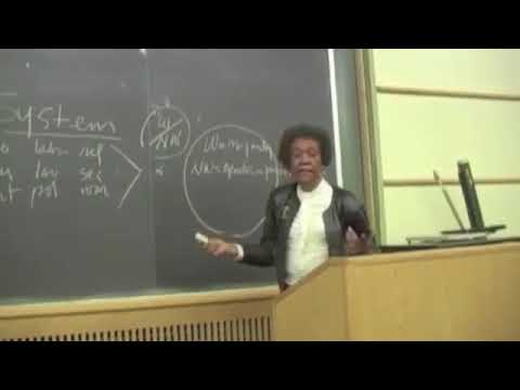Mhenga Frances Cress Welsing - Cress Theory of Color Confrontation and Racism - White Supremacy