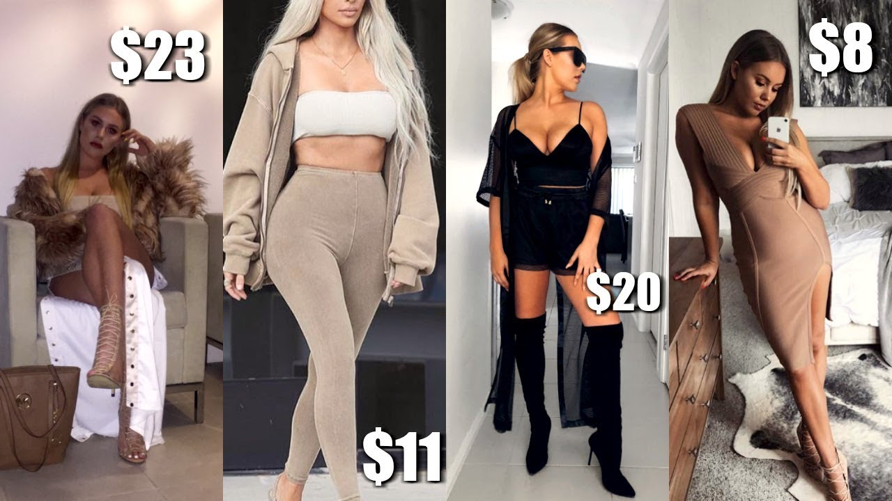 1a3512eb4aae BOUJEE ON A BUDGET! Making Cheap Clothes Look Expensive - YouTube