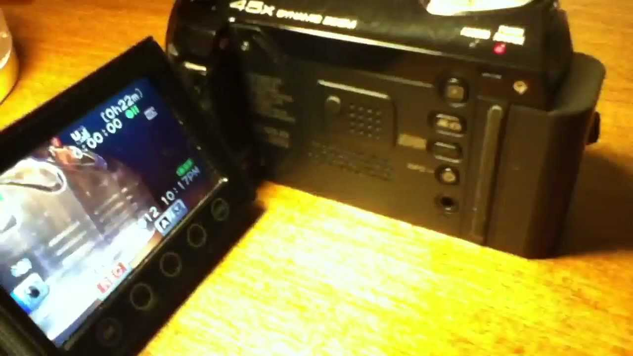 jvc everio gz ms230 camcorder review youtube rh youtube com jvc everio gz ms230bu manual