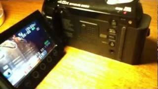 Jvc everio GZ-MS230 camcorder review